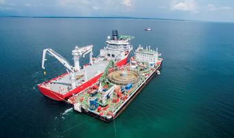 Prysmian выиграла контракт на поставку подводного кабеля для Филиппин