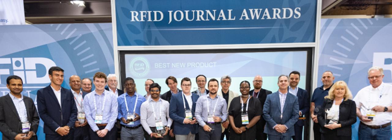 Prysmian занял второе место премии журнала RFID