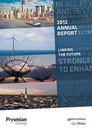 Годовой отчет 2012 - интерактивный режим