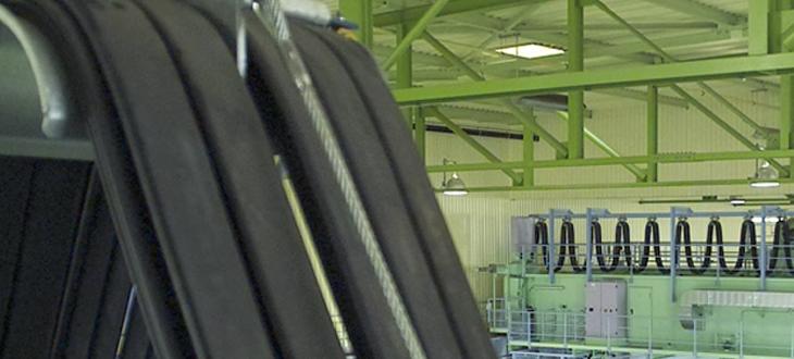 Подвесные кабели - плоские