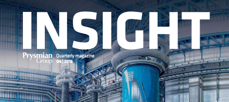 Insight quarterly magazine