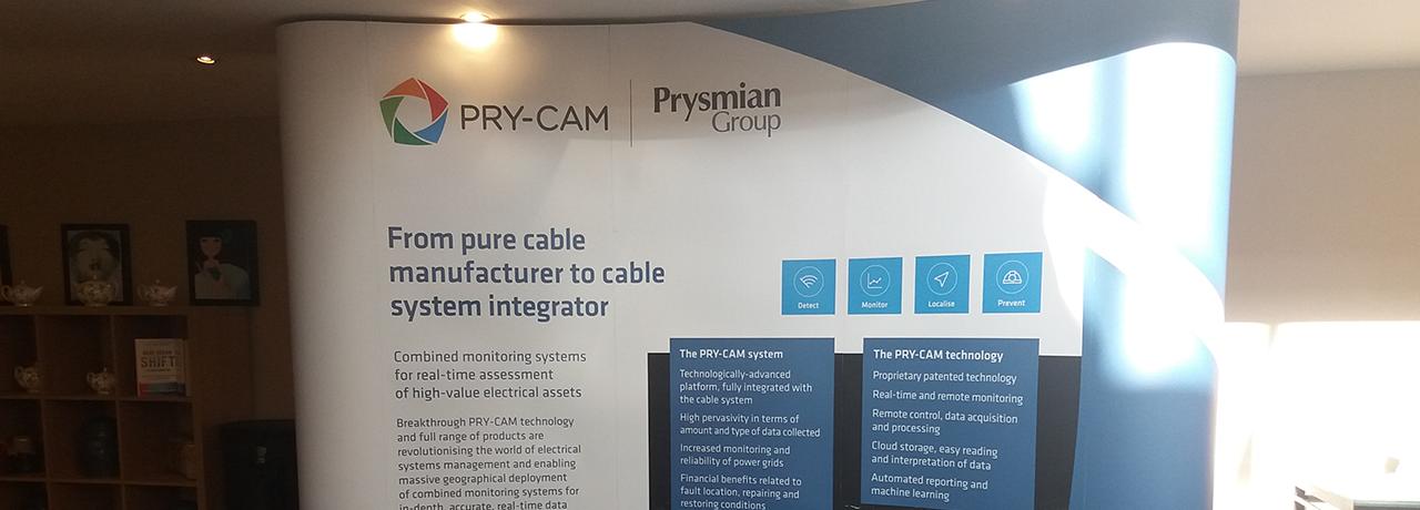 Prysmian продемонстрировала передовые технологии для мониторинга электрических систем на конференции Grid Asset Management в Лондоне