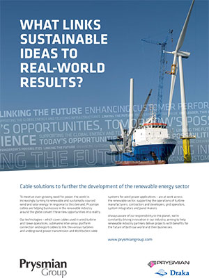 Prysmian Group Renewables-Ad