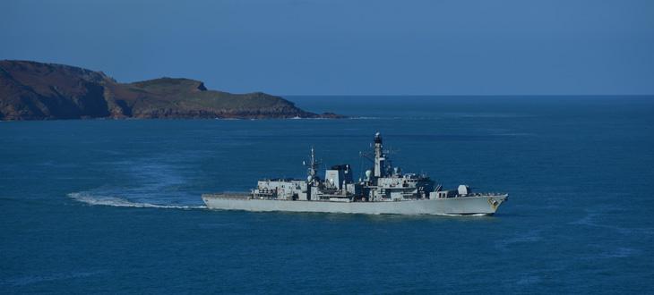 Кабели для военно-морских объектов