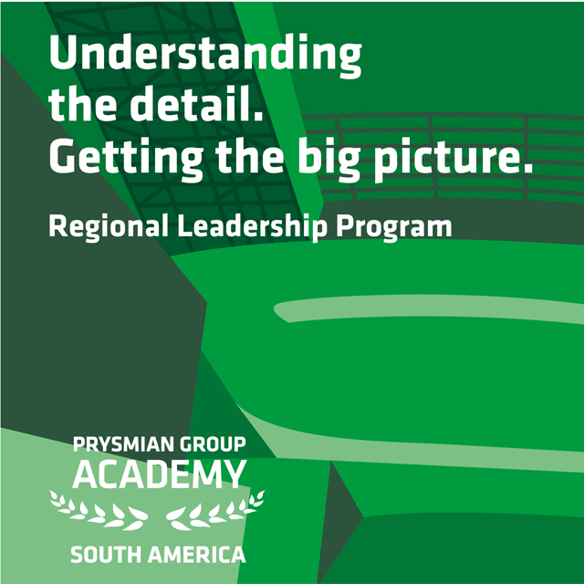 Regional Leadership Program South America