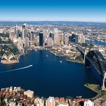 Высокотехнологичная сеть, объединяющая всю Австралию
