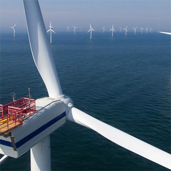 Первопроходцы в проектах по созданию морских ветряных электростанций