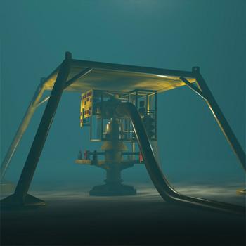 Подводные шлангокабели, стояки и подводные трубопроводы