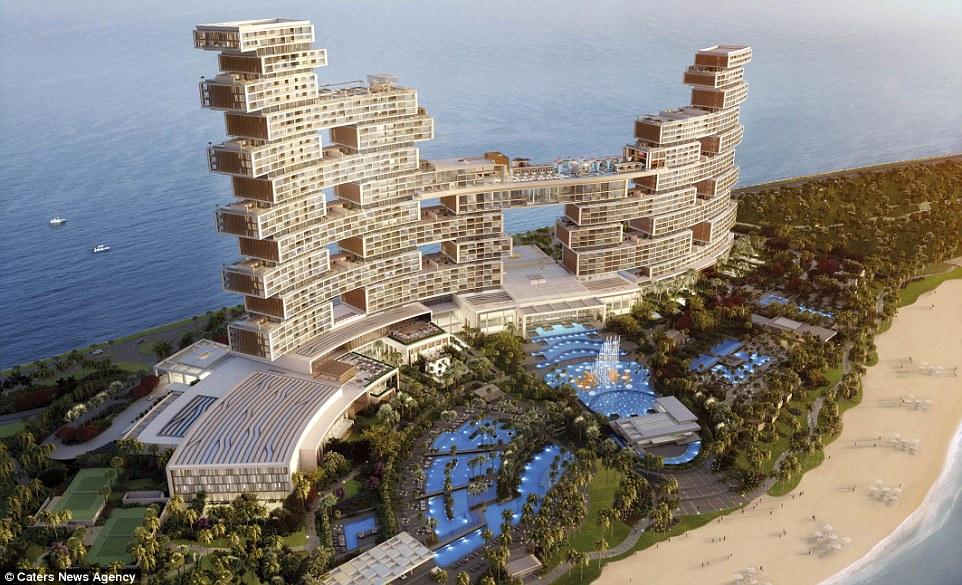 Prysmian Group выиграла договор на поставку кабеля для курорта Royal Atlantis в Дубае